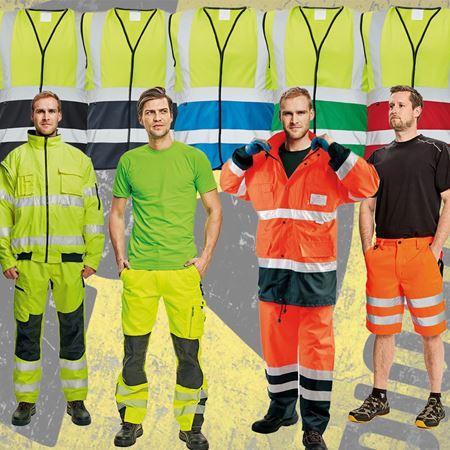 Kép a kategóriának Jólláthatósági ruházat