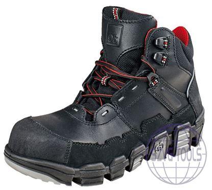 Kép COBRA bokacipő S3 36 fekete