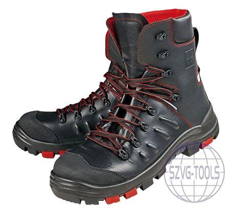 Kép: BIRGHOLM mag.cipő S3 36 fekete