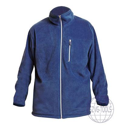 Kép KARELA FLEECE kabát royal kék L