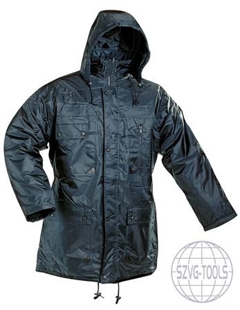 Kép: ATLAS kabát kék 2XL