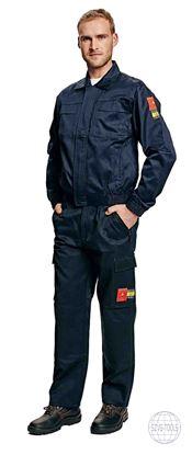 Kép COEN kabát FR, AS kék 48