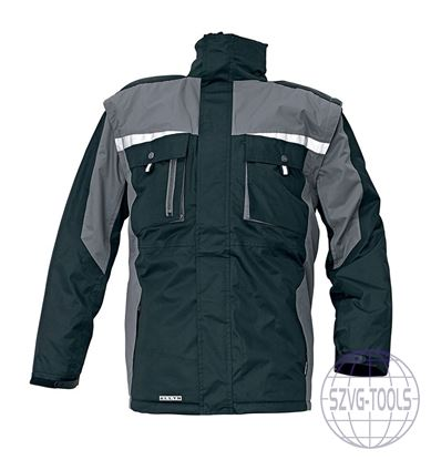 Kép ALLYN téli kabát fekete 2XL