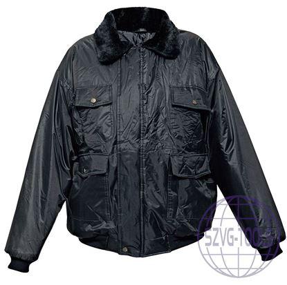 Kép BE-02-002 PILOT kabát fekete L