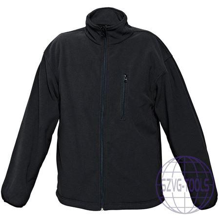 Kép: BE-02-004 polár kabát fekete L