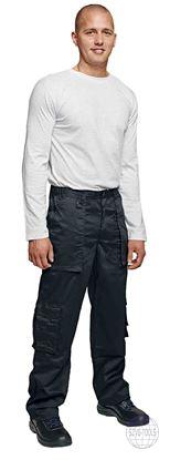 Kép RHINO nadrág fekete - 48