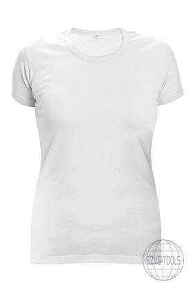 Kép SURMA LADY  trikó fehér L