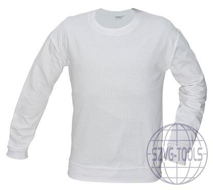 Kép TOURS póló fehér - L