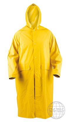 Kép FF BE-06-001 esőkabát PVC sárga L