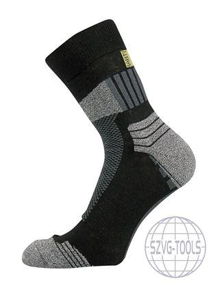 Kép DABIH zokni fekete n. 39-40