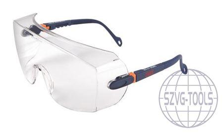 Kép: 3M 2800 szemüveg víztiszta bizt.látómez