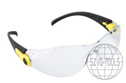 Kép WAITARA szemüveg víztiszta, szürke szél