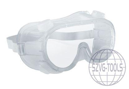Kép FF AS-02-001 védőszemüveg színtiszta