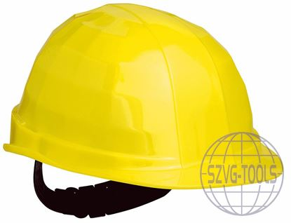 Kép Sisak villanyszerelőknek S16 E sárga