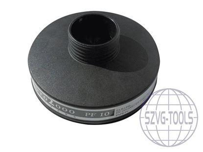 Kép SPIROTEK F9000 szűrőbetét A2B2E2K2