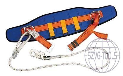 Kép LANEX PPB20MLB1015L2 deréköv kötéllel