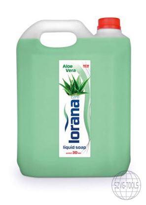 Kép LORANA folyékony szappan Aloe Vera  5 l