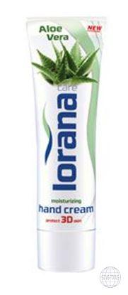 Kép LORANA bőrápoló krém aloe vera 100 ml
