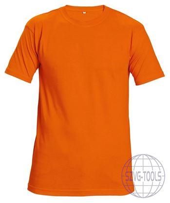 Kép TEESTA FLUORESCENT tr narancssárga XXXXL