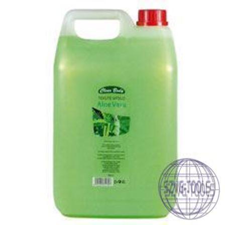 Kép: Clear body folyékony szappan aloe vera5l