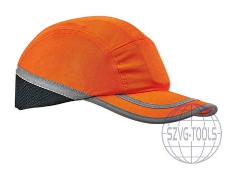 Kép: HARTEBEEST biztonsági sapka narancssárga -