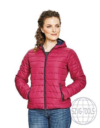 Kép FIRTH LADY kabát sötét rózsaszín L