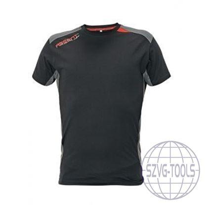 Kép LEVELS trikó fekete L
