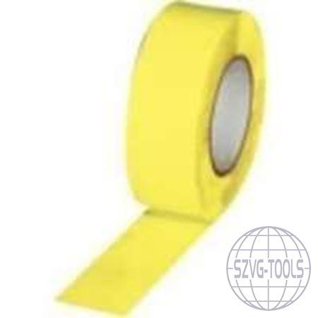 Kép: Padlójelölő szalag, sárga, 50 mm x 33 m