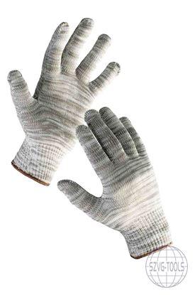 Kép BULBUL kaszilon melírozott kesztyű - 10