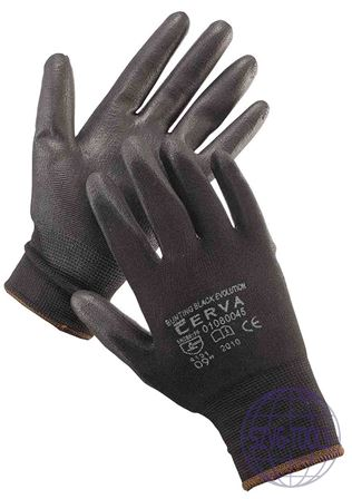 Kép: BUNTING BLACK EVO kesztyű PU XL - 10
