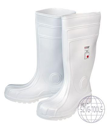 Kép Eurofort S4 SRC PVC csizma fehér - 41