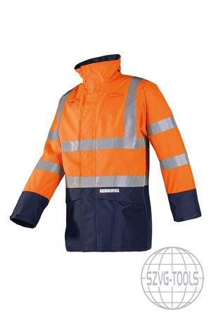 Kép: ELLISTON  kabát HV narancssárga L