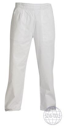 Kép APUS férfi nadrág fehér - 46