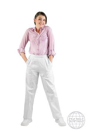 Kép: APUS női nadrág fehér - 36