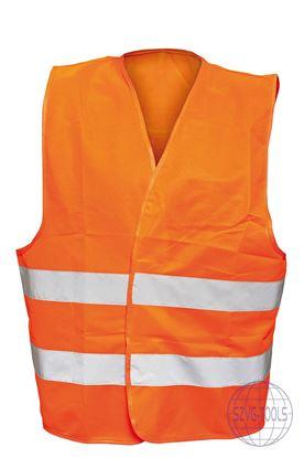 Kép FF BE-04-003 mellény HV narancs