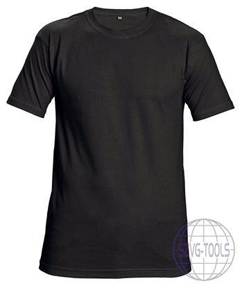 Kép TEESTA trikó fekete XXXXL