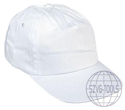 Kép LEO baseball sapka fehér