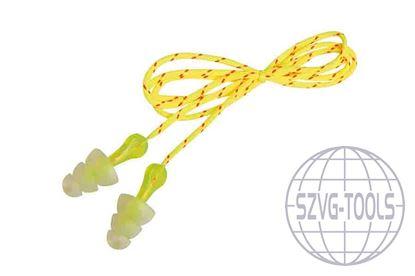 Kép PELTOR TRI FLANGE/SNR 29 dB (kötött)