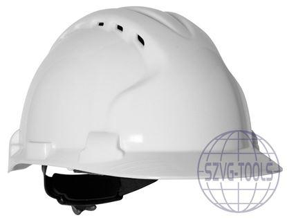 Kép JSP MK8 EVO sisak Wr szellőzővel fehér