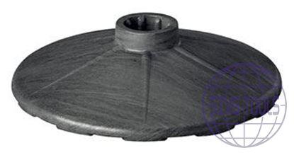 Kép JSP talpazat lánckorláthoz 3kg
