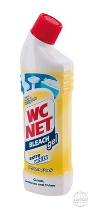 Kép WC Net Bleach gel Lemon 750ml