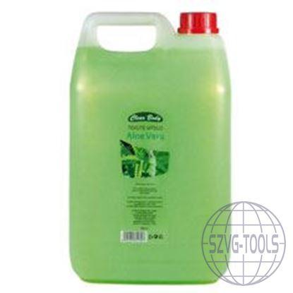 Kép Clear body folyékony szappan aloe vera5l