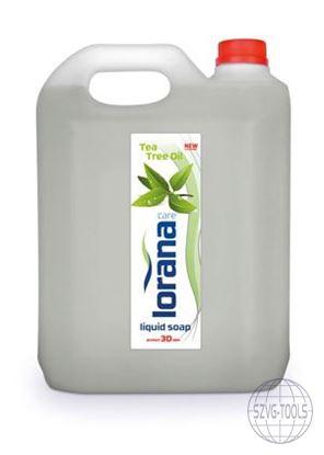 Kép LORANA  folyékonyszappan Tea tree oil 5l