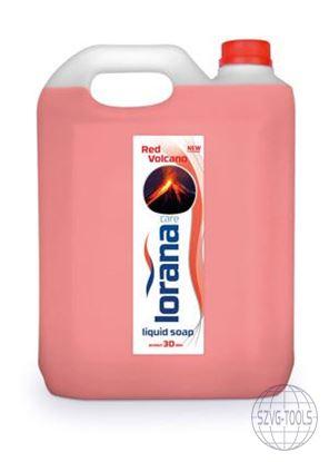 Kép LORANA  folyékonyszappan Red Volcano 5 l