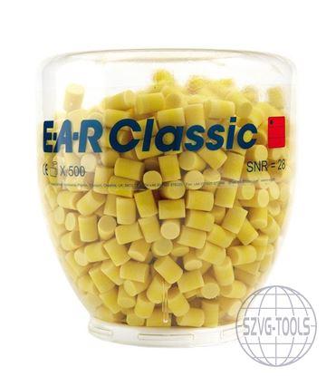 Kép E-A-R Classic PD-01-001 utántöltő 500pár