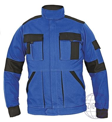 Kép MAX LADY női kabát kék/fekete 34