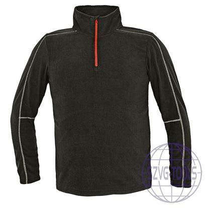 Kép WELBURN  polár kabát fekete L