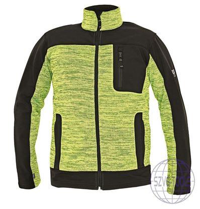 Kép TAMBO MAN kabát HV sárga L