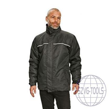 Kép DRUMONE 4in1 kabát fekete L