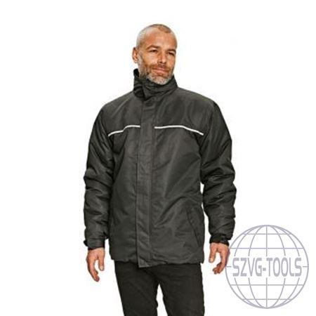 Kép: DRUMONE 4in1 kabát fekete L